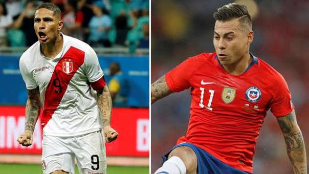 Чили срещу Перу | 04.07.2019