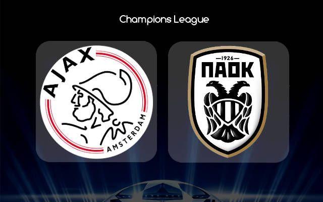 Аякс срещу ПАОК | 13.08.2019