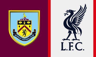 Бърнли срещу Ливърпул   31.08.2019