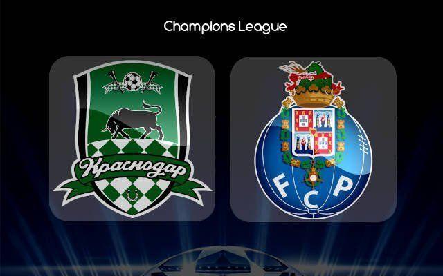 Краснодар срещу Порто   07.08.2019