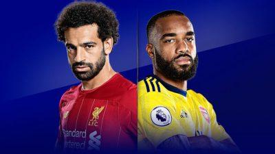 Ливърпул срещу Арсенал | 24.08.2019