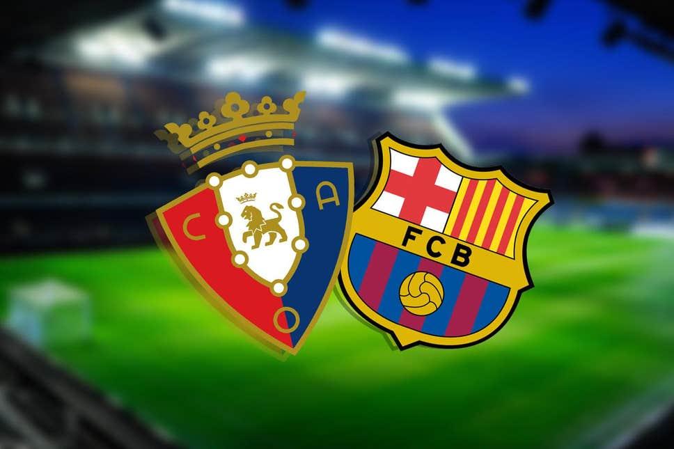 Осасуна срещу Барселона | 31.08.2019