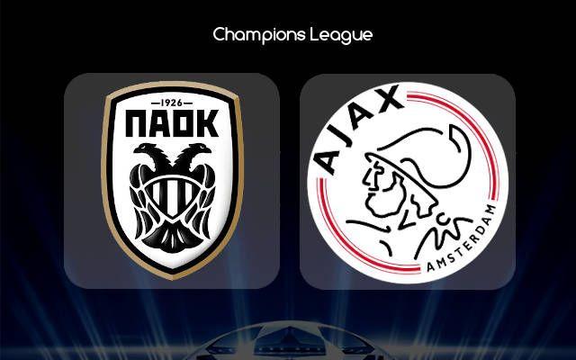 ПАОК срещу Аякс | 06.08.2019