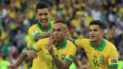 Бразилия срещу Перу | 11.09.2019