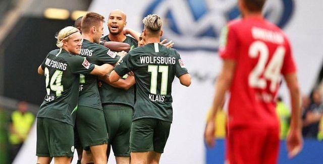 Фортуна Дюселдорф срещу Волфсбург | 13.09.2019