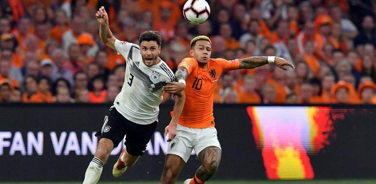 Германия срещу Холандия | 06.09.2019