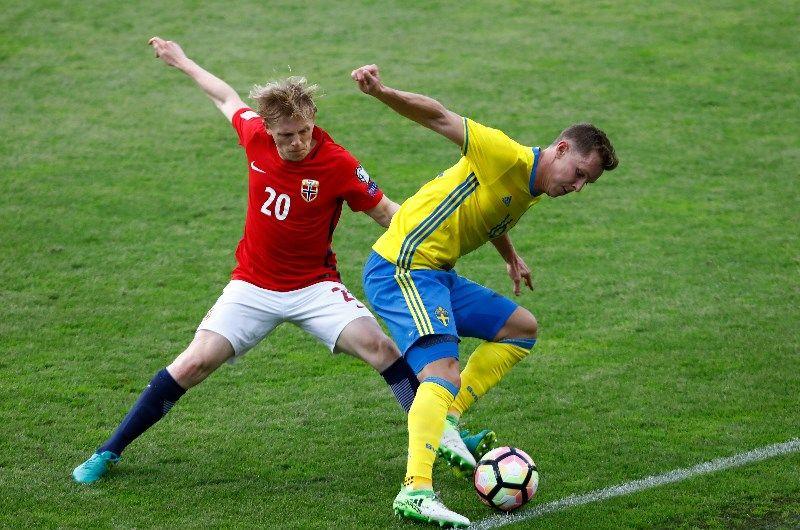 Швеция срещу Норвегия | 08.09.2019