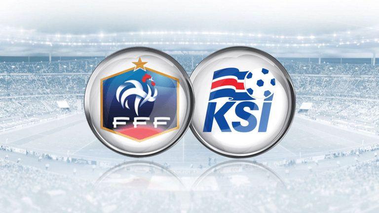 Исландия срещу Франция | 11.10.2019