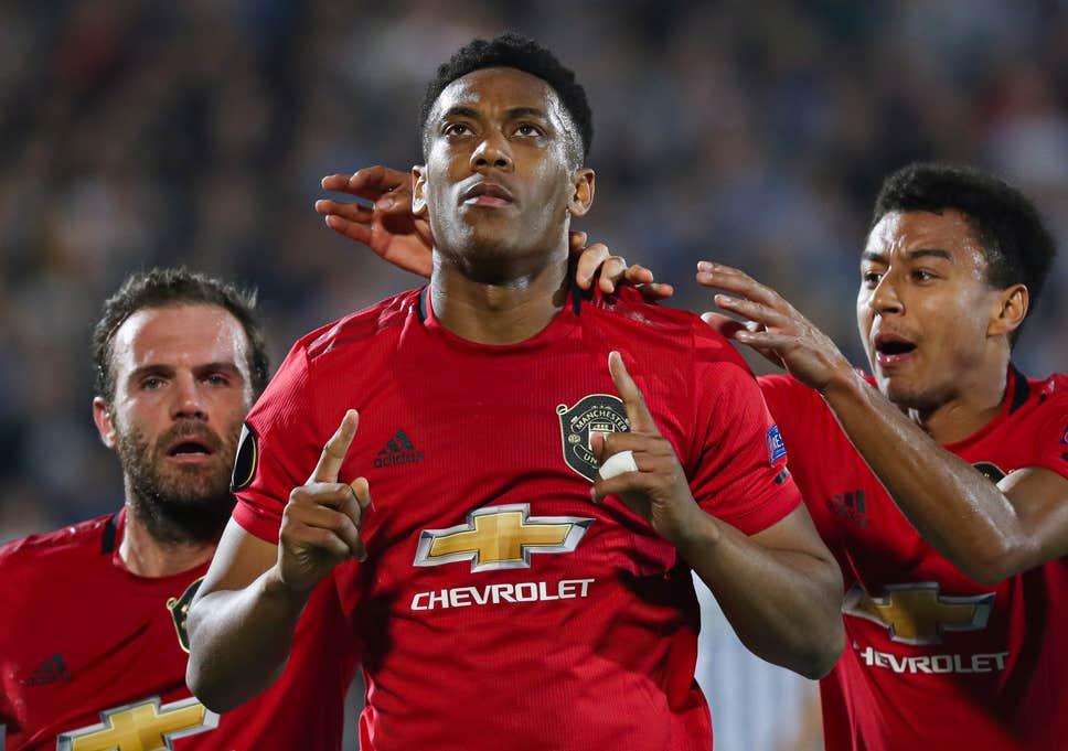Партизан срещу Манчестър Юнайтед | 24.10.2019