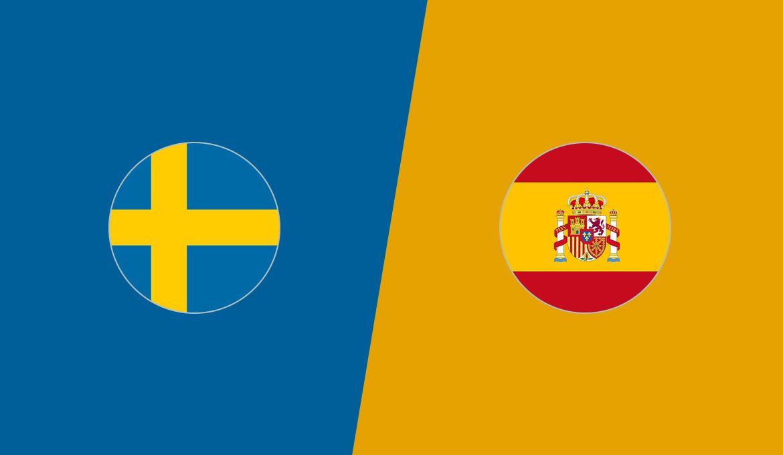 Швеция срещу Испания | 15.10.2019
