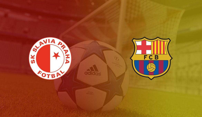 Славия Прага срещу Барселона | 23.10.2019