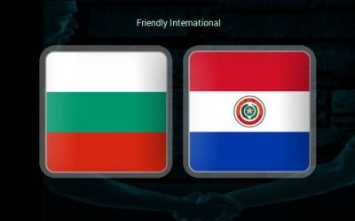 България срещу Парагвай | 14.11.2019