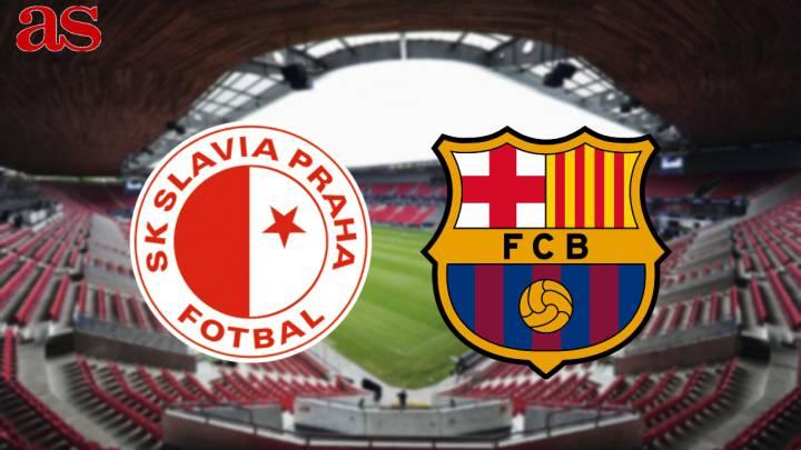 Барселона срещу Славия Прага   05.11.2019
