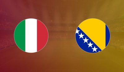 Босна и Херцеговина срещу Италия | 15.11.2019