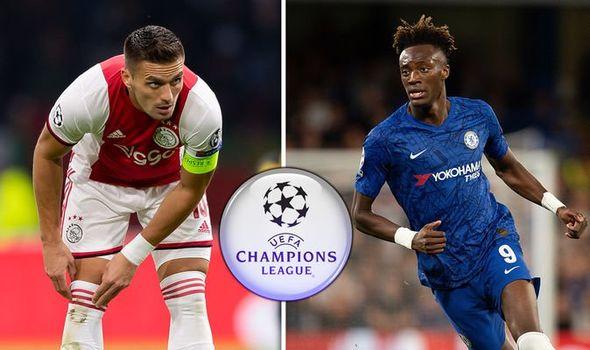 Челси срещу Аякс | 05.11.2019