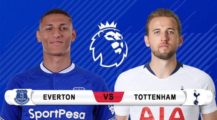 Евертън срещу Тотнъм | 03.11.2019