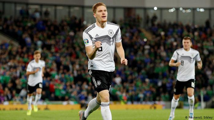 Германия срещу Северна Ирландия | 19.11.2019