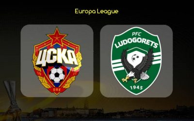 ЦСКА Москва срещу Лудогорец | 28.11.2019