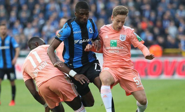 Андерлехт срещу Брюж | 19.12.2019