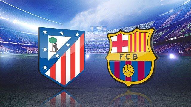 Атлетико Мадрид срещу Барселона | 01.12.2019