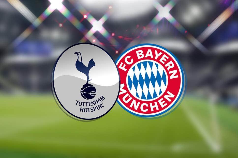 Байерн Мюнхен срещу Тотнъм   11.12.2019