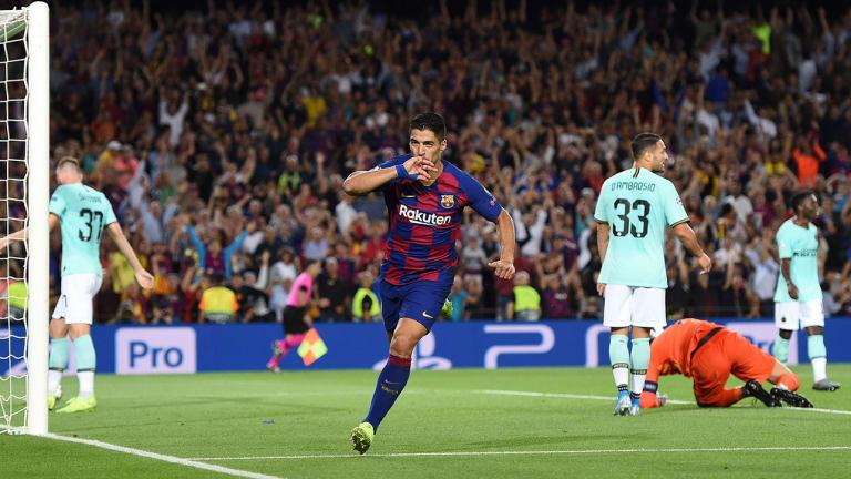 Интер срещу Барселона   10.12.2019