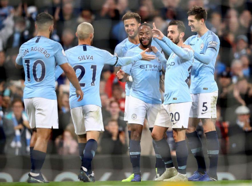 Манчестър Сити срещу Евертън | 01.01.2020