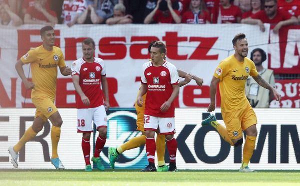 Майнц 05 срещу Айнтрахт Франкфурт | 02.12.2019
