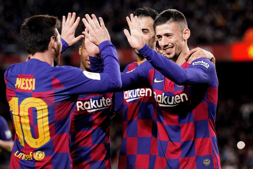Барселона срещу Леганес | 30.01.2020