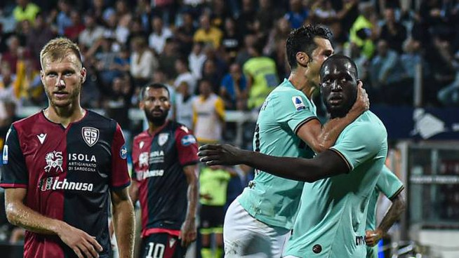 Интер срещу Каляри | 14.01.2020