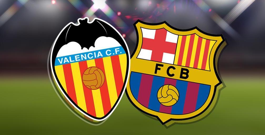 Валенсия срещу Барселона   25.01.2020