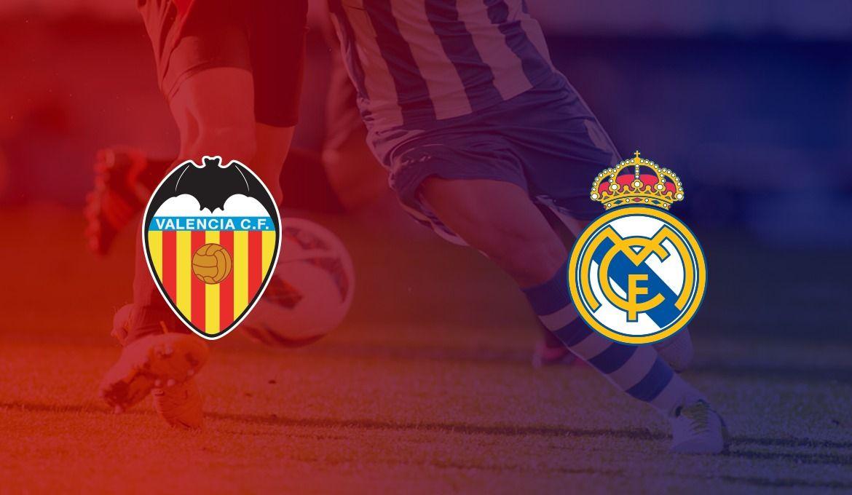 Валенсия срещу Реал Мадрид | 08.01.2020