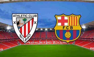 Атлетик Билбао срещу Барселона | 06.02.2020