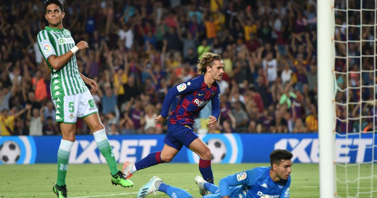 Бетис срещу Барселона | 09.02.2020