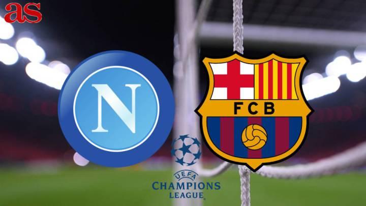 Наполи срещу Барселона | 25.02.2020