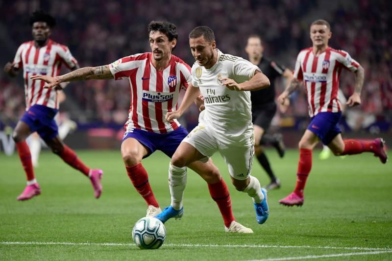 Реал Мадрид срещу Атлетико | 01.02.2020