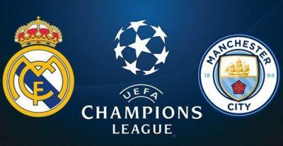 Реал Мадрид срещу Манчестър Сити   26.02.2020