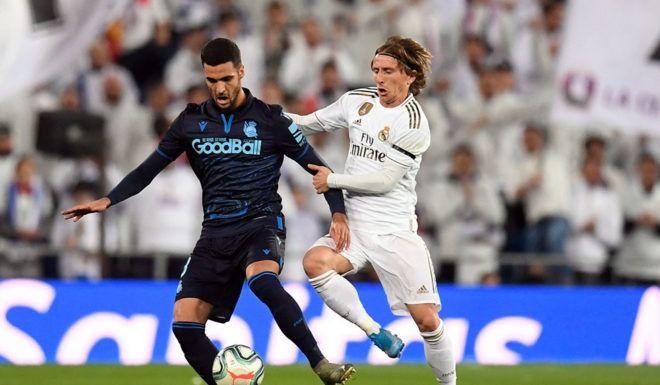 Реал Мадрид срещу Реал Сосиедад | 06.02.2020