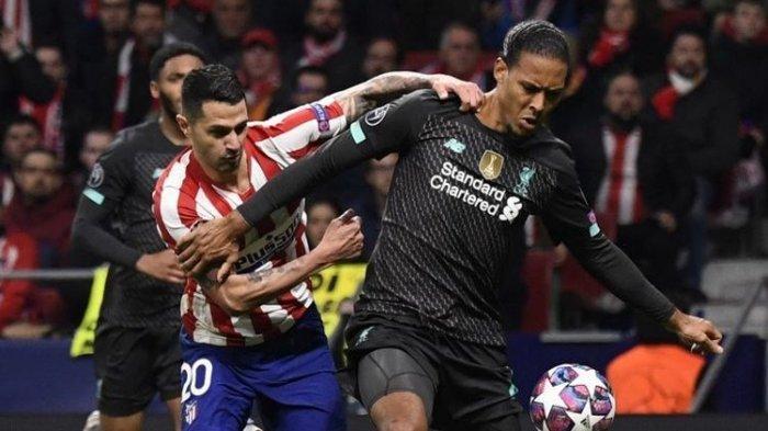 Ливърпул срещу Атлетико Мадрид   11.03.2020