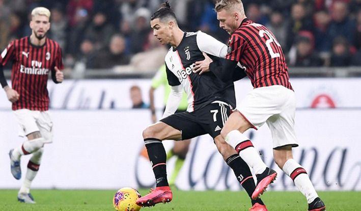 Ювентус срещу Милан | 04.03.2020
