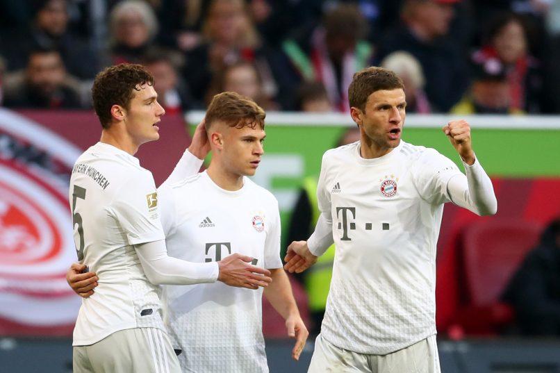 Байерн Мюнхен срещу Фортуна Дюселдорф | 30.05.2020