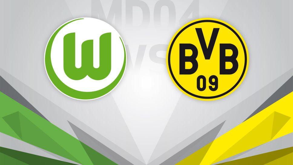 Волфсбург срещу Борусия Дортмунд   23.05.2020