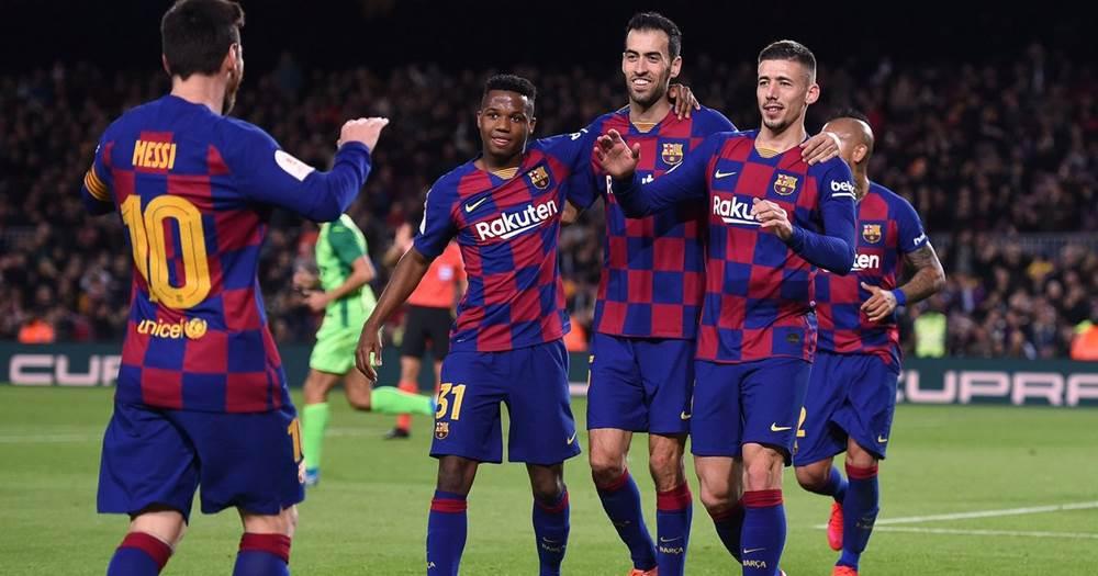Барселона срещу Леганес | 16.06.2020