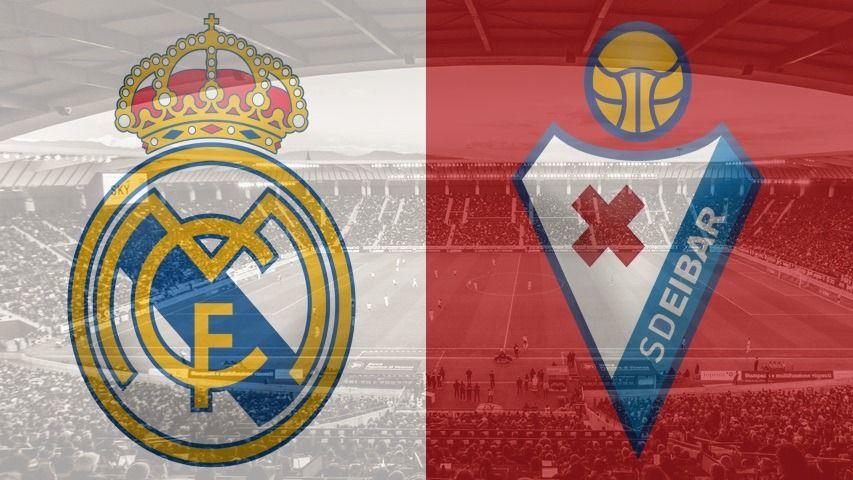 Реал Мадрид срещу Ейбар | 14.06.2020