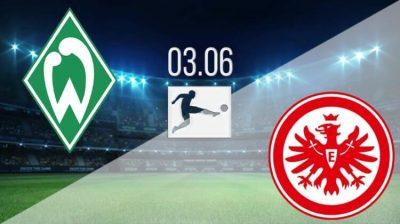 Вердер срещу Айнтрахт Франкфурт | 03.06.2020