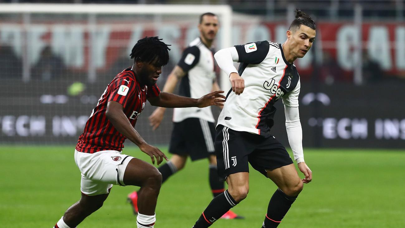 Ювентус срещу Милан | 12.06.2020