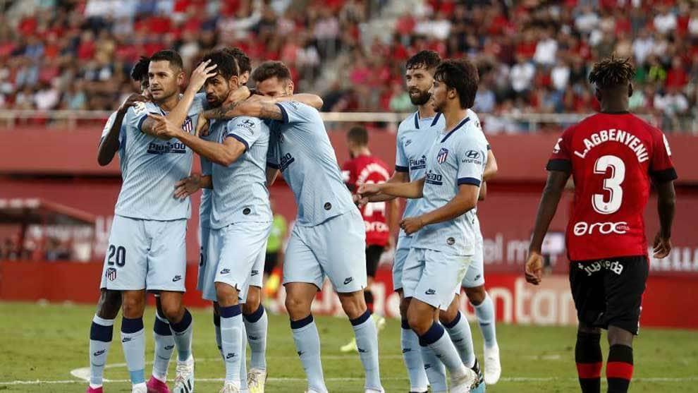 Атлетико Мадрид срещу Майорка | 03.07.2020