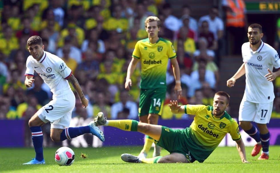 Челси срещу Норич | 14.07.2020