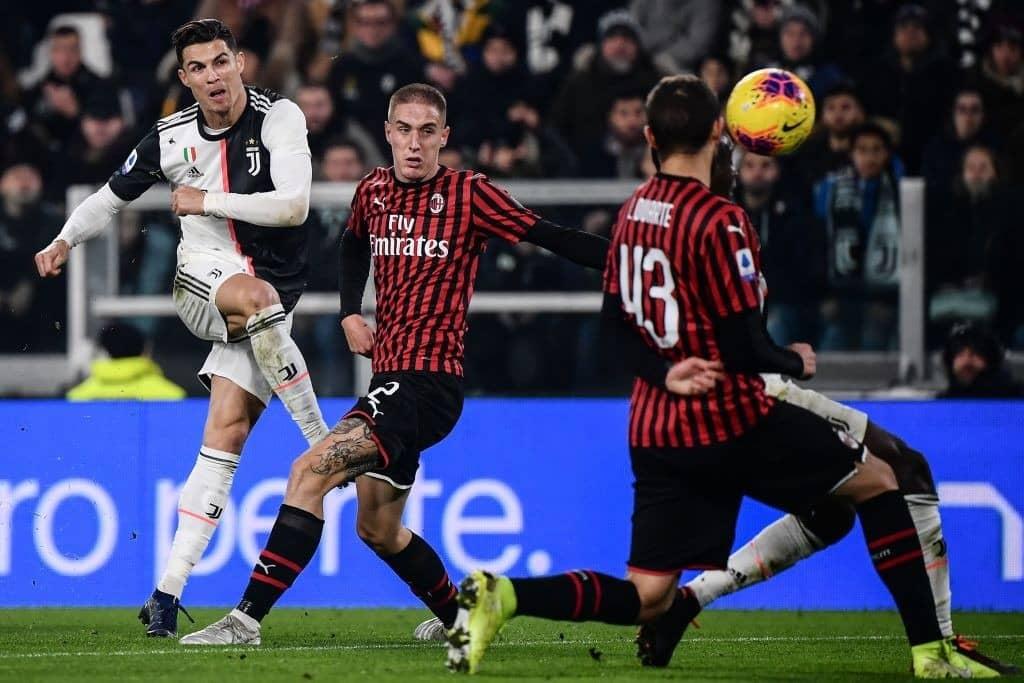 Милан срещу Ювентус | 07.07.2020