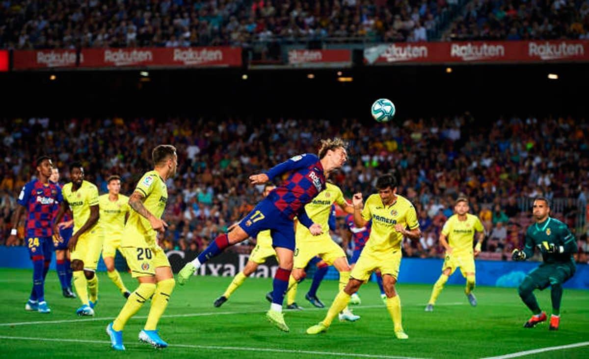 Виляреал срещу Барселона | 05.07.2020